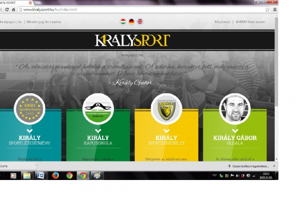 The new brand is K1RALYSPORT